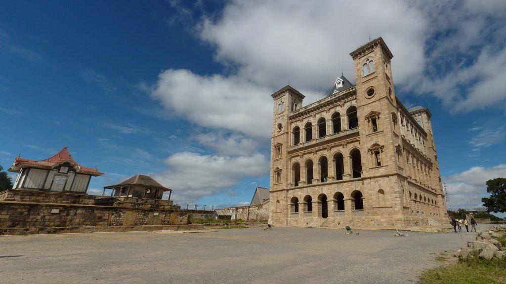 Old tower at Antananarivo