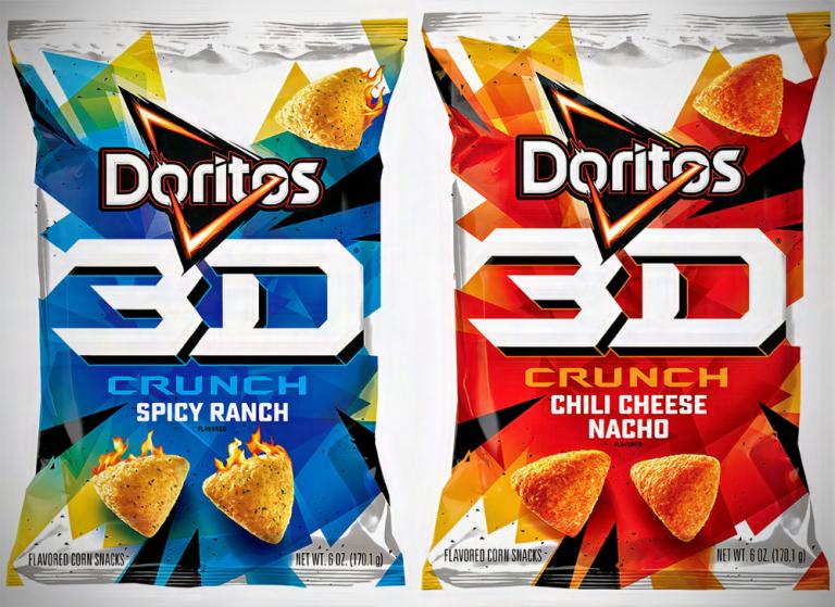 Doritos 3D