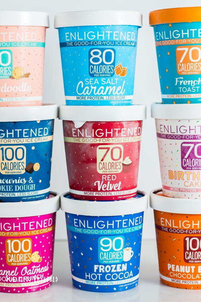 Enlightened Ice Cream